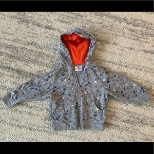 Other - Hanna Andersson zip up hoodie size 90